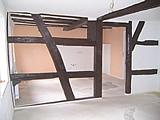 Altbaurestaruration Fachwerkrekonstruktion